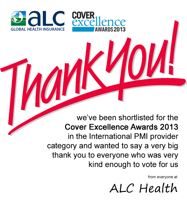 A Great Big Thank You from ALC Health