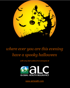Happy Halloween from ALC Health